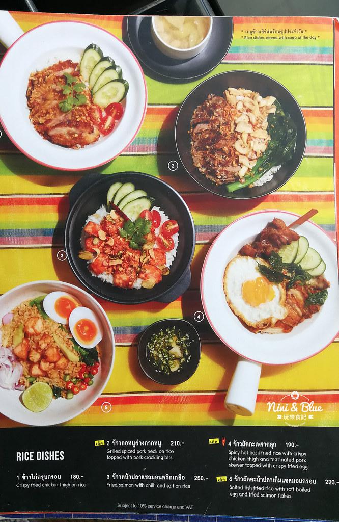 Kin+Hey by Greyhound Cafe泰國曼谷menu 25