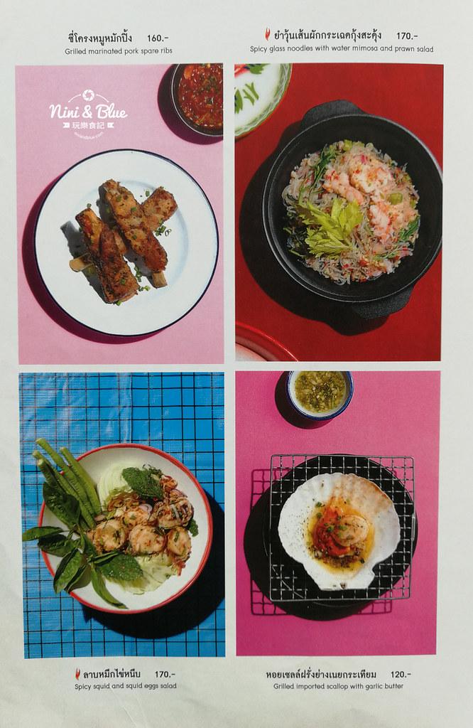 Kin+Hey by Greyhound Cafe泰國曼谷menu 19