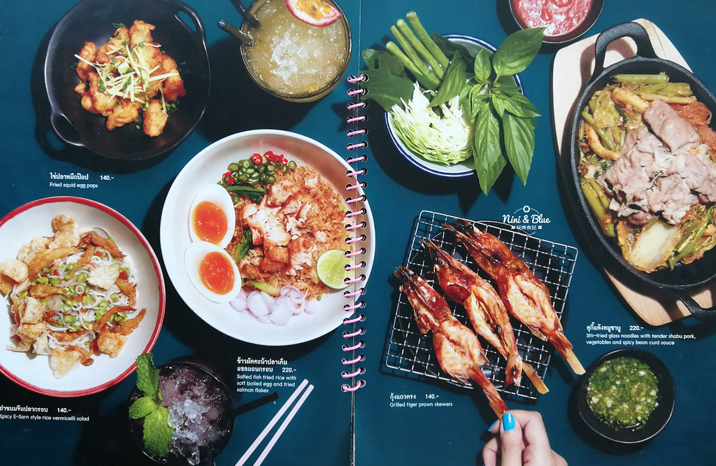 Kin+Hey by Greyhound Cafe泰國曼谷menu 12