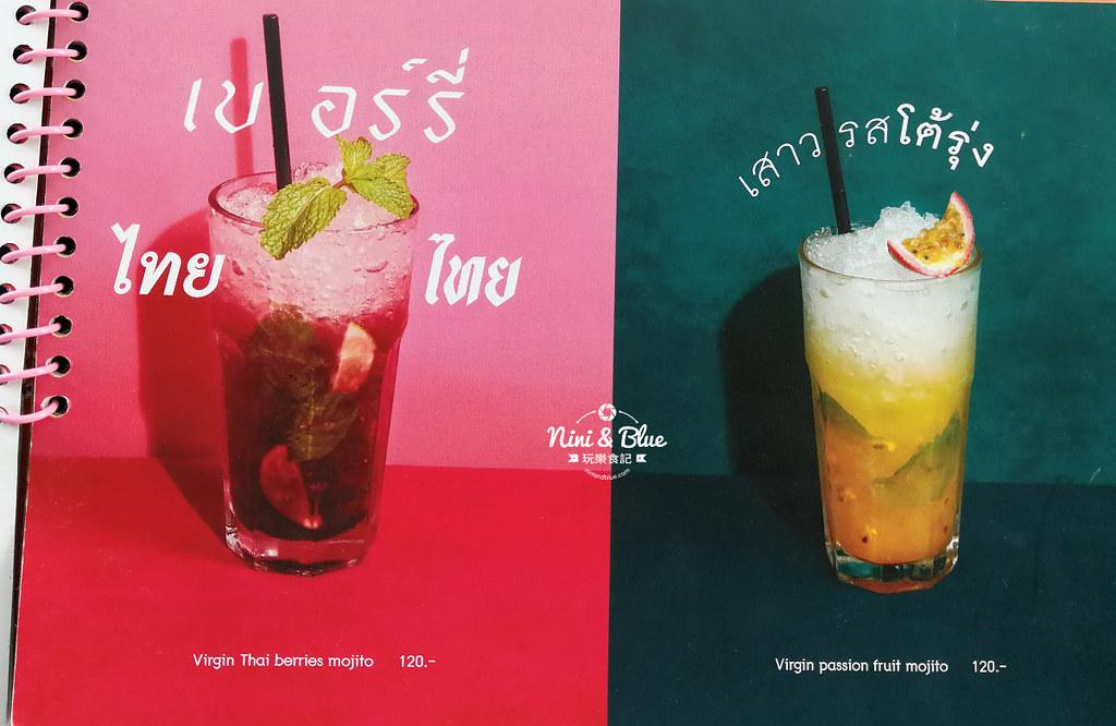 Kin+Hey by Greyhound Cafe泰國曼谷menu 10