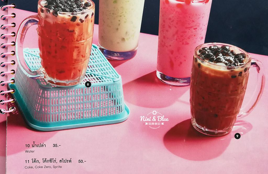 Kin+Hey by Greyhound Cafe泰國曼谷menu 06