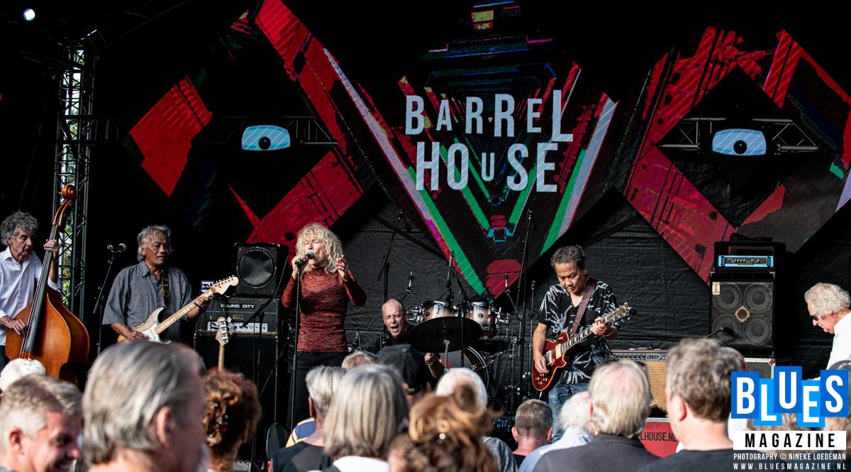 Barrelhouse @ JJ's Blues And Roots Festival