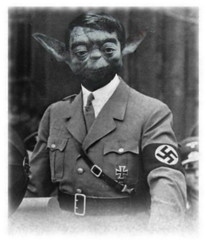 Star Wars Adolf Yoda In A Parallel Universe