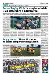Gazzetta di Parma 18.09.09 - pag 42