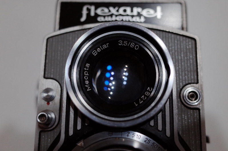 Meopta flexaret+Belar 80mm f3