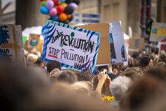 Klimastreik #AllefürsKlima in Berlin