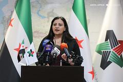 ديما موسى - نائب رئيس الائتلاف
