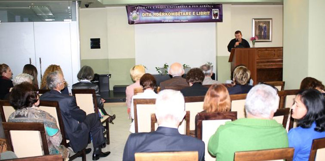 Albania-2016-04-23-World Book Day Observed in Albania