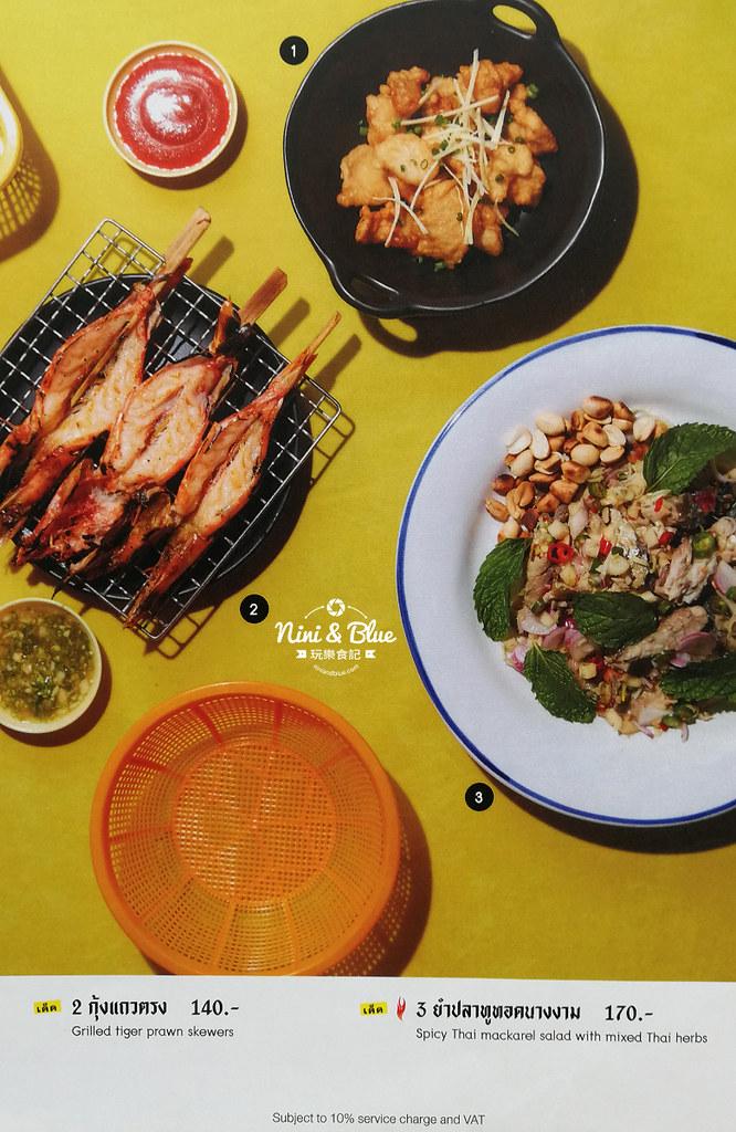 Kin+Hey by Greyhound Cafe泰國曼谷menu 18