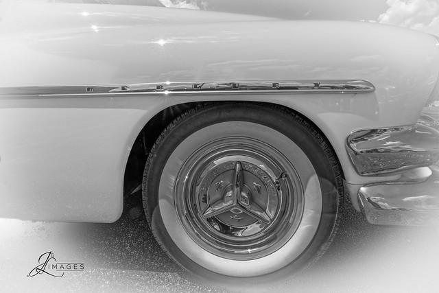 Vintage Mercury Automobile