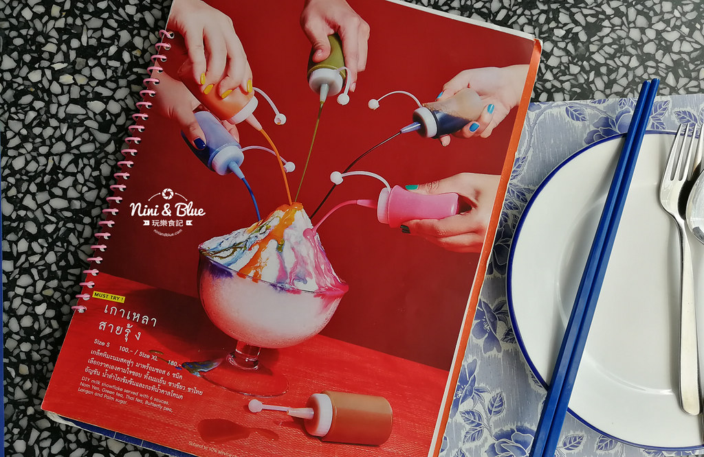 Kin+Hey by Greyhound Cafe泰國曼谷menu 01