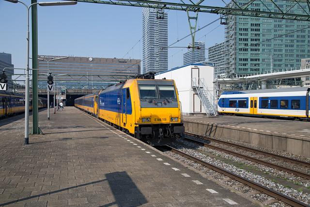 NS 186 119 Den Haag CS