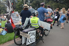 Moreland bike Ride to the Global Climate Strike #Melbourneclimatestrike IMG_5046