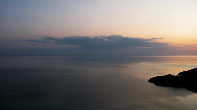 Achmelvich evening calm