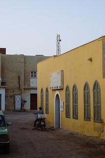 Old town of El Qoseir, Egypt