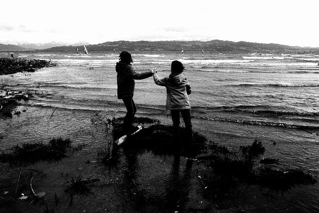 Hold my hand (Leica M6)