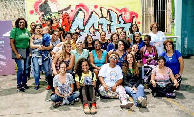 Intercâmbio da Rede Favela Sustentável com o CCIK na Vila Kennedy | 4th Sustainable Favela Network Exchange of 2019