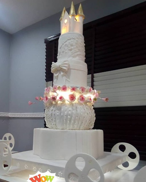 Cake by Dorwill Cakes and Events