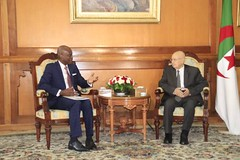 @rdussey : Called on HE Abdelkader #Bensallah , President of #Algeria D.Republic. Discussed cooperation, trade, investment... between Algeria and #Togo @TSAlgerie @Algeria_Tweet @Algerie360 @TwitteAlgerie @radioalgerie @devoirdesavoir https://t.co/gRuy9uK