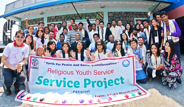 Nepal-2016-03-23-Youth Leaders Participate in RYS Project in Nepal