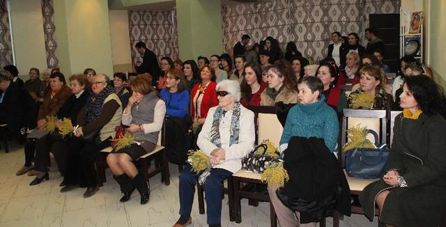 Albania-2016-03-04-International Women's Day Observed in Albania