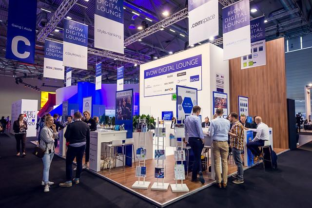 BVDW Digital Lounge auf der DMEXCO 2019