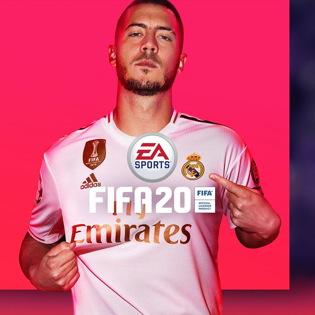 Thumbnail of EA SPORTS FIFA 20 on PS4