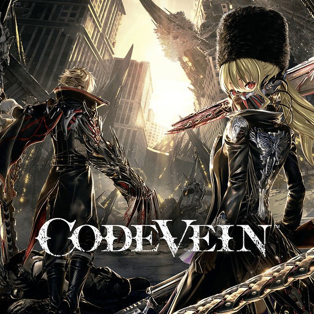 Thumbnail of CODE VEIN on PS4
