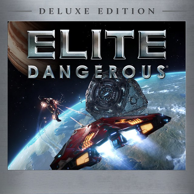 Thumbnail of Elite Dangerous: Deluxe Edition on PS4