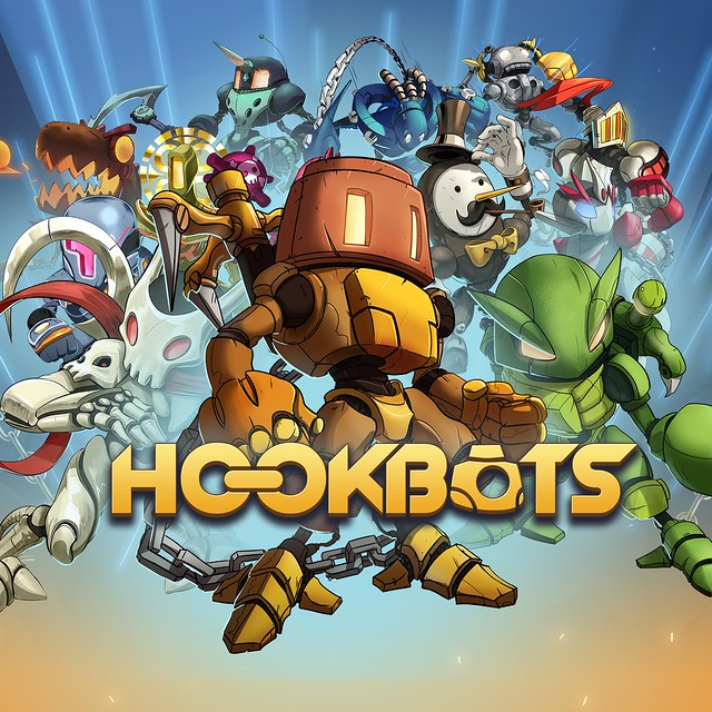 Thumbnail of Hookbots on PS4