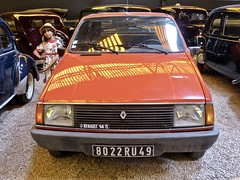 1980 RENAULT R14 TL Berline Phase 2