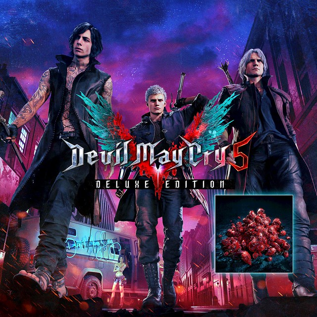 Thumbnail of Devil May Cry 5 Deluxe Edition (with Red Orbs) on PS4