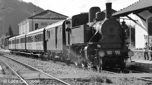 "Treno Storico ""Treno Del Sacro Monte"" Varallo Sesia - Torino Porta Nuova"
