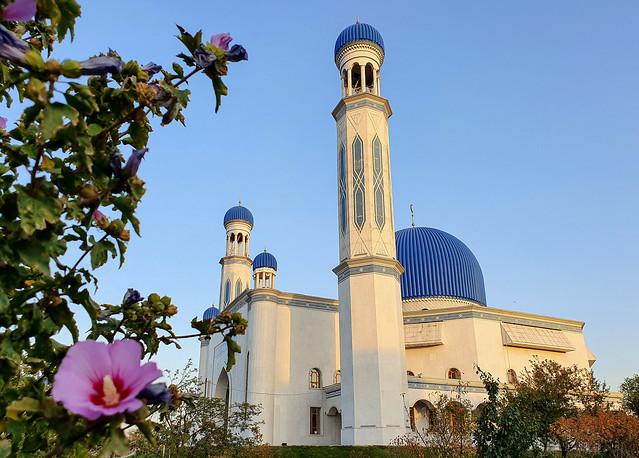 Happy Friday ! / Central Mosque in Taraz, Kazakhstan