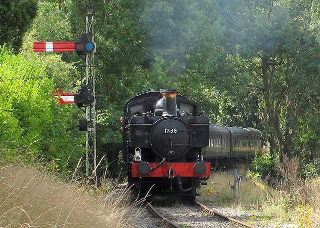 1638 Hawksworth Class 1600 0-6-0PT