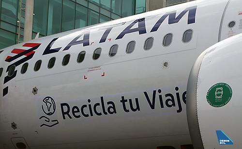 LATAM A321 Recicla Tu Viaje (RD)
