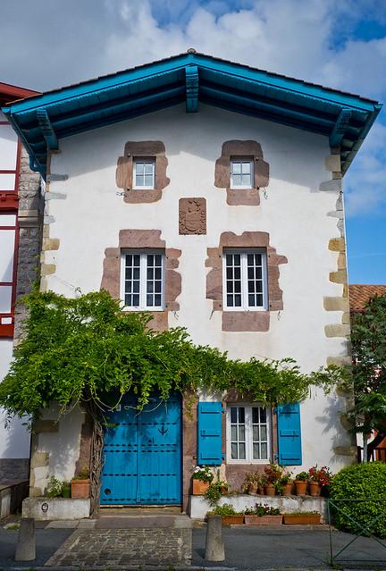 La més bonica / Best house in Ainhoa