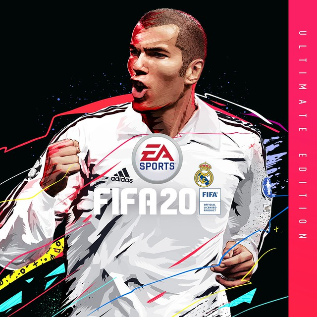 Thumbnail of EA SPORTS FIFA 20 Ultimate Edition on PS4