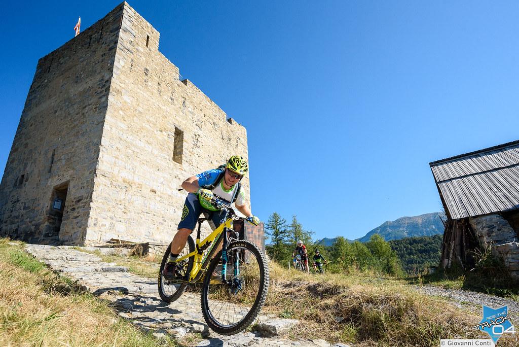 Ride The Track 04 Blanche - Serre-Ponçon (Day 1) by Giovanni Conti