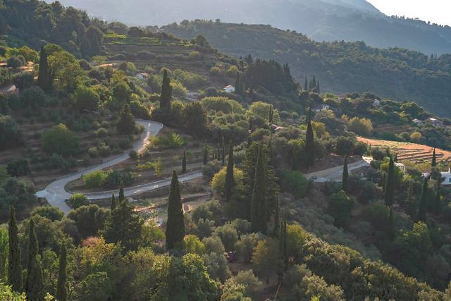 Hills of Samos