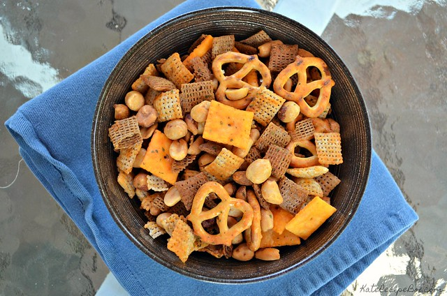 Buffalo Chex Mix 1