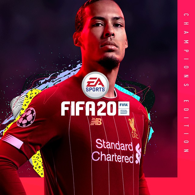 Thumbnail of EA SPORTS FIFA 20 Champions Edition on PS4