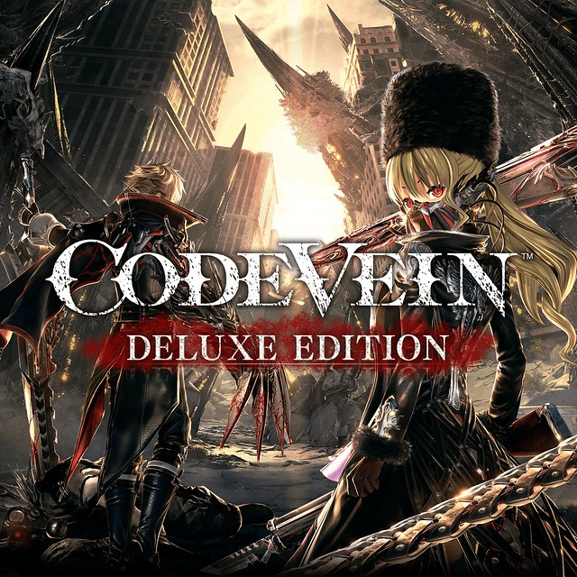 Thumbnail of CODE VEIN Deluxe Edition on PS4