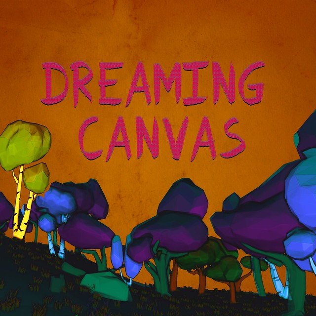 Thumbnail of Dreaming Canvas on PS4