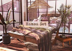 crate's creation for N21 Hamsa Set