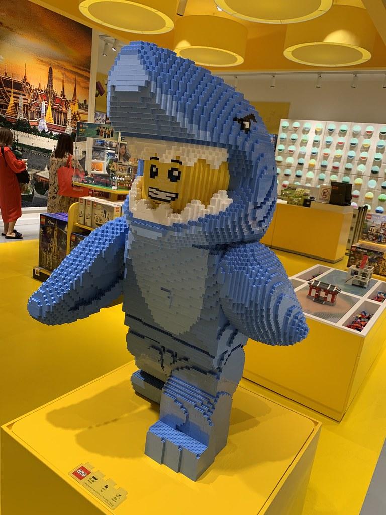 LEGO Certified Store visit: Bangkok