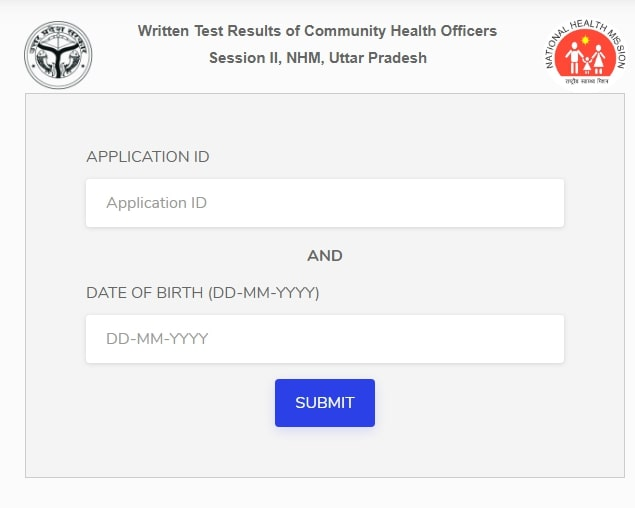 UP NHM CHO Result announced; Know how to check and meaning of remarks