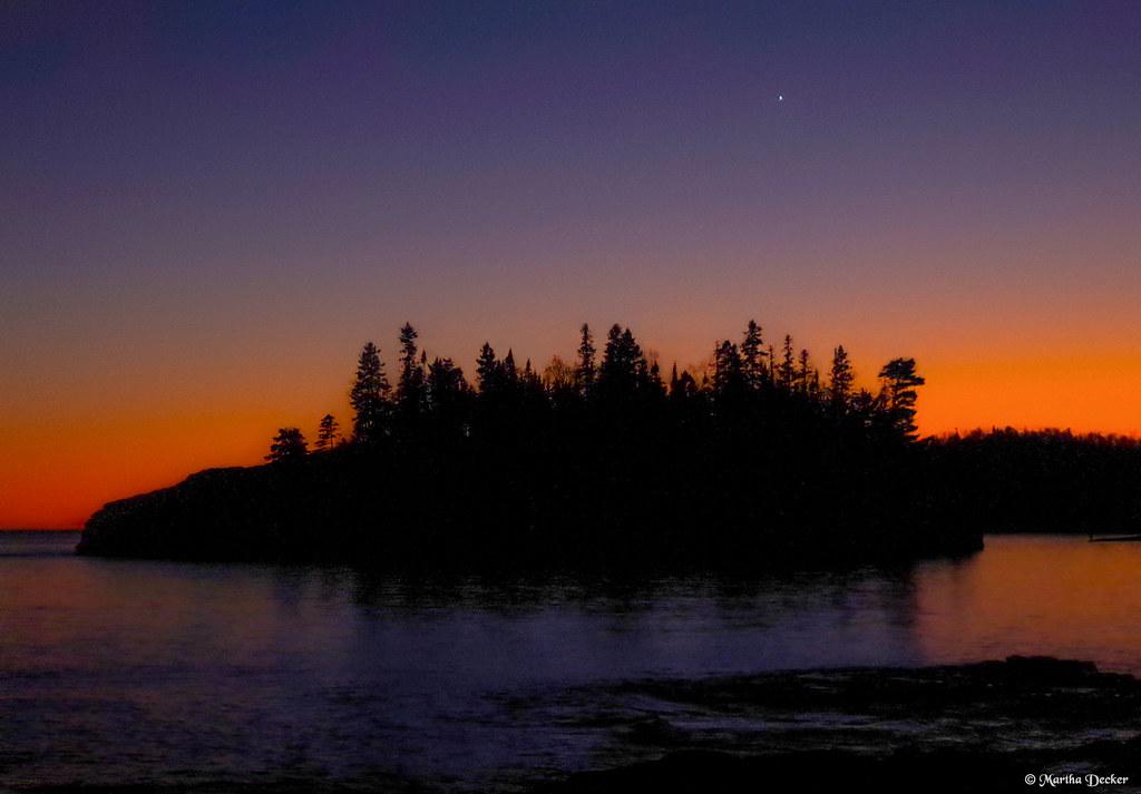 Charm of Sunset