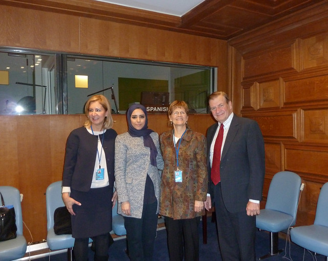 United States-2016-02-11-UN Event Discusses the Role of the Family, Fathers and Family-Oriented Soci