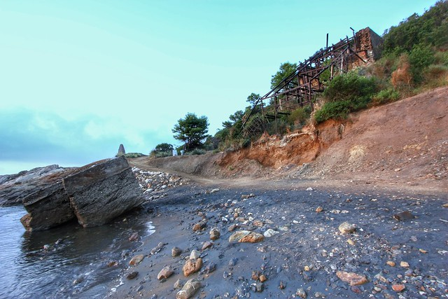 Spiaggia di Terranera.